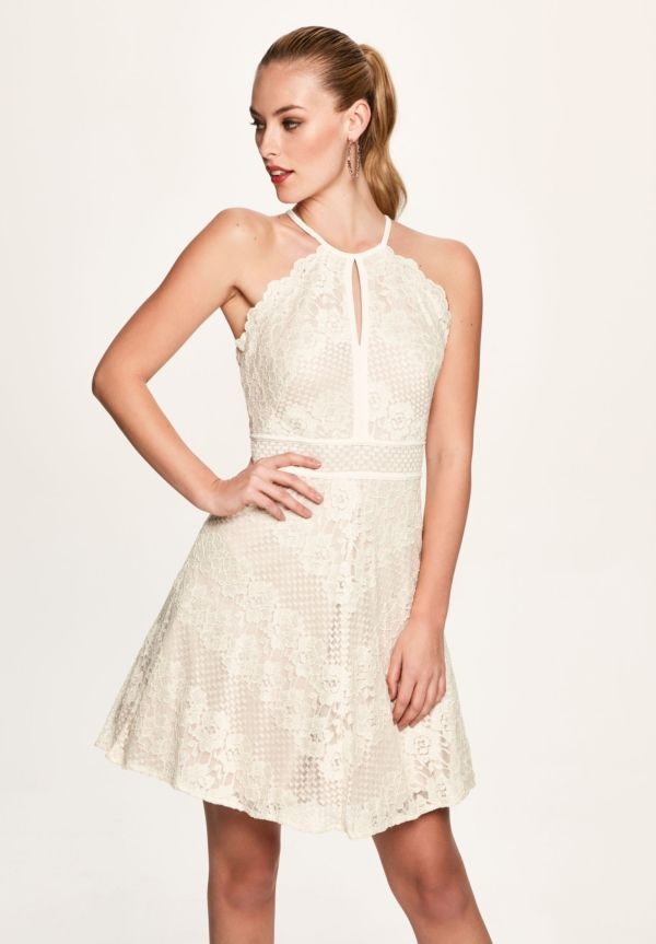 Vestidos de novia cremas