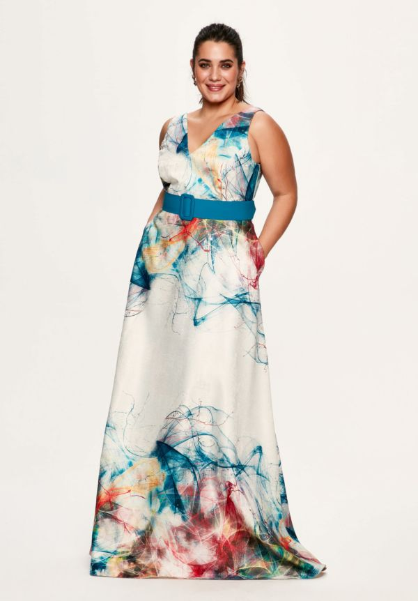 Big sizes dresses for Weddings in Madrid